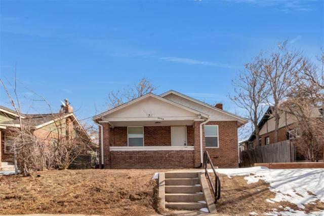 3532 N Garfield Street, Denver, CO 80205 (#9405554) :: The Peak Properties Group