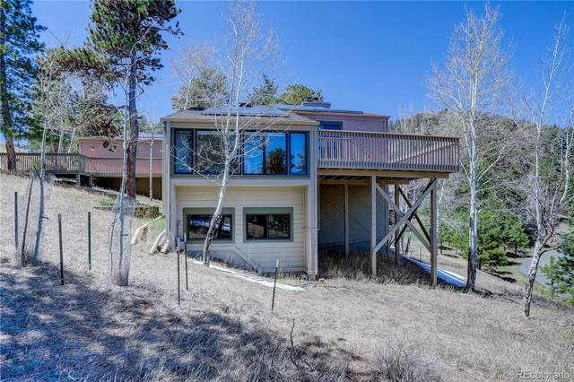 1139 Genesee Vista Road, Golden, CO 80401 (#9405678) :: The Colorado Foothills Team | Berkshire Hathaway Elevated Living Real Estate
