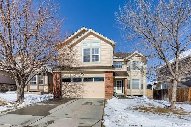 6017 S Winnipeg Street, Aurora, CO 80015 (#9405783) :: The Peak Properties Group