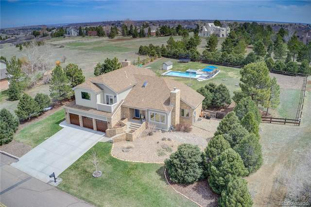 7716 Yorkshire Drive, Castle Pines, CO 80108 (#9405797) :: Mile High Luxury Real Estate