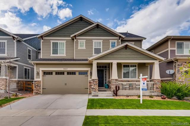 15907 E 118th Place, Commerce City, CO 80022 (#9405952) :: The DeGrood Team
