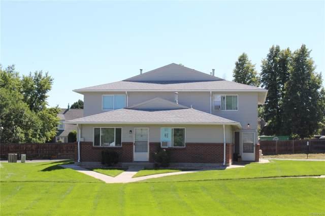 7309 W Hampden Avenue #302, Lakewood, CO 80227 (MLS #9406498) :: 8z Real Estate