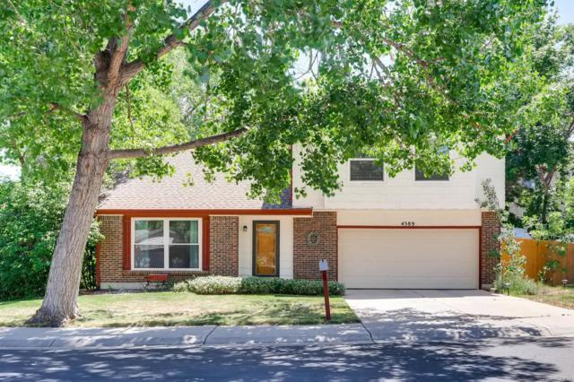 4589 W 110th Circle, Westminster, CO 80031 (#9406621) :: The DeGrood Team