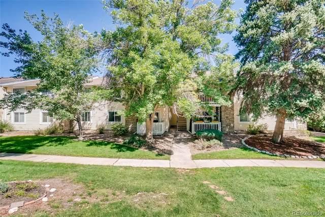 8555 Fairmount Drive F107, Denver, CO 80247 (MLS #9407022) :: Find Colorado