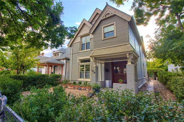 1419 Lipan Street #2, Denver, CO 80204 (MLS #9407175) :: 8z Real Estate
