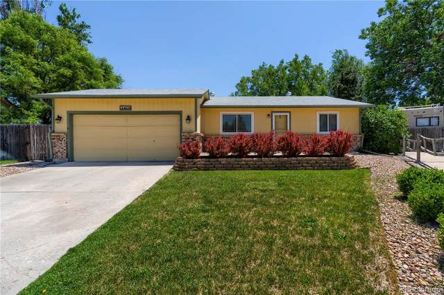 8574 Flower Court, Arvada, CO 80005 (#9407191) :: West + Main Homes