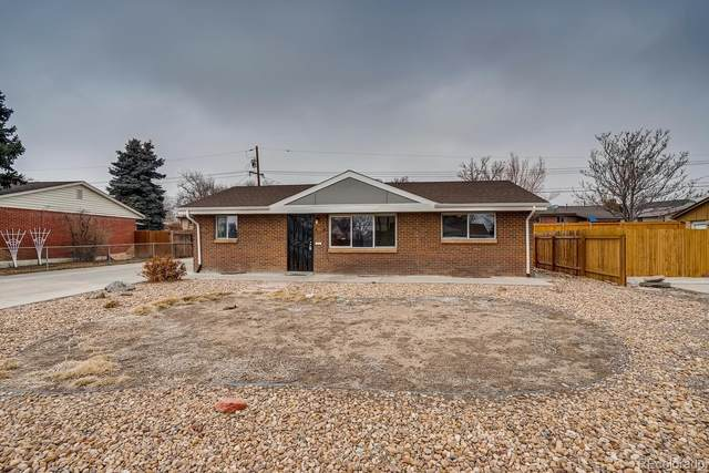 9161 Beechwood Drive, Thornton, CO 80229 (MLS #9407491) :: 8z Real Estate