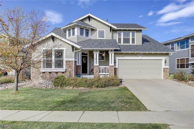 12169 S Hidden Trail Court, Parker, CO 80138 (MLS #9407690) :: 8z Real Estate
