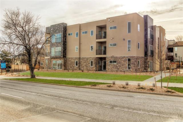 14936 E Hampden Avenue #304, Aurora, CO 80014 (MLS #9407751) :: Kittle Real Estate