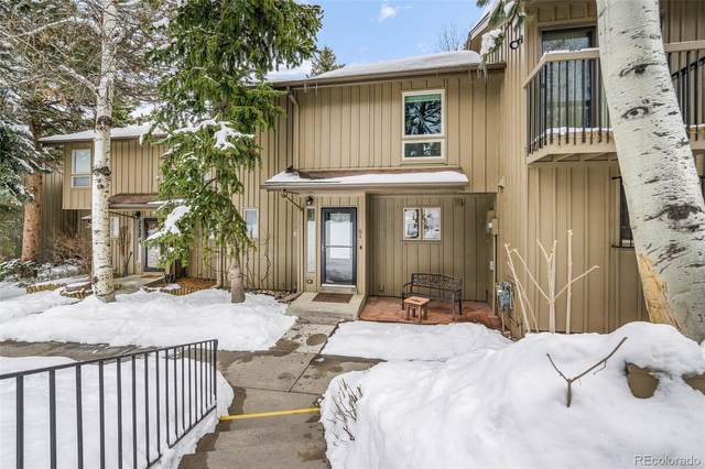 2357 Columbine Lane #51, Evergreen, CO 80439 (#9408509) :: The Dixon Group