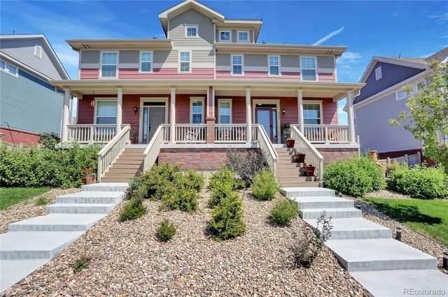 4288 N Meadows Drive, Castle Rock, CO 80109 (MLS #9408519) :: 8z Real Estate