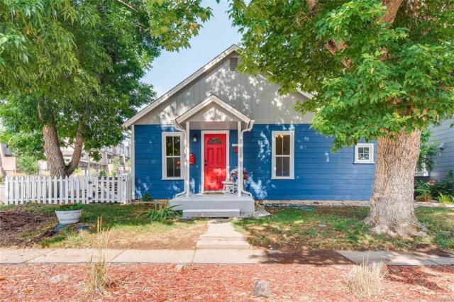 1401 Cannon Street A, Louisville, CO 80027 (#9408845) :: The Healey Group