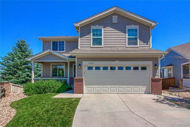 16523 High Desert Place, Parker, CO 80134 (#9408998) :: The Brokerage Group