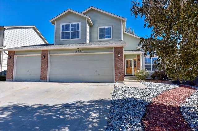 6711 Wagon Ridge Drive, Colorado Springs, CO 80923 (MLS #9409136) :: Colorado Real Estate : The Space Agency
