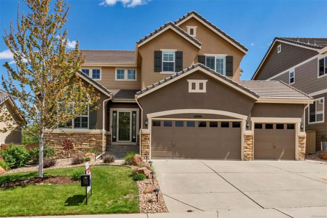 11000 Valleybrook Circle, Highlands Ranch, CO 80130 (#9409281) :: House Hunters Colorado