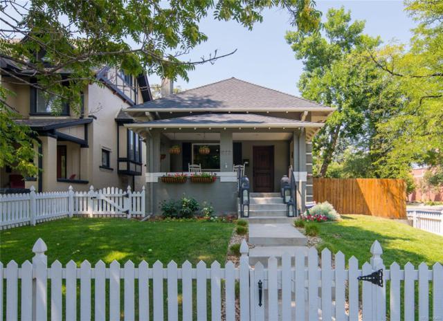 1777 High Street, Denver, CO 80218 (#9409443) :: Bring Home Denver