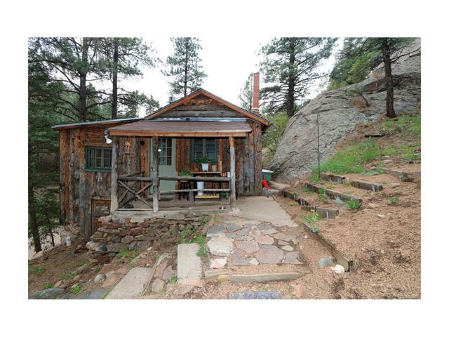 15771 S Elk Creek Road, Pine, CO 80470 (MLS #9409757) :: 8z Real Estate