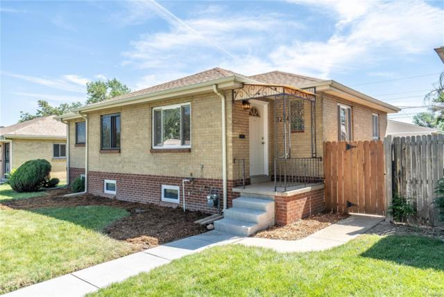 3244 Holly Street, Denver, CO 80207 (MLS #9409845) :: 8z Real Estate