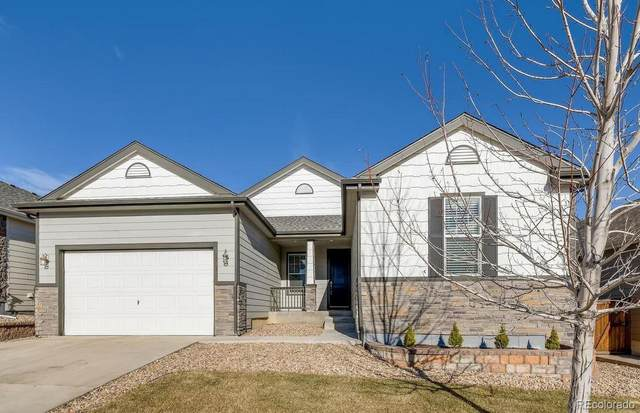 13793 W Marlowe Circle, Morrison, CO 80465 (#9409997) :: The Harling Team @ HomeSmart