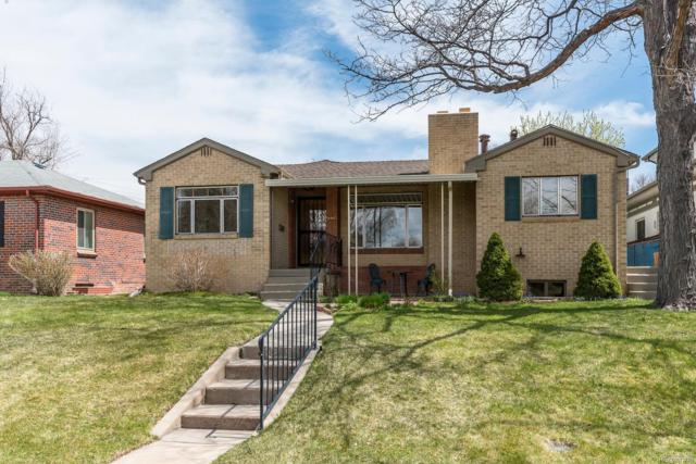 1274 Cherry Street, Denver, CO 80220 (#9410279) :: Hometrackr Denver