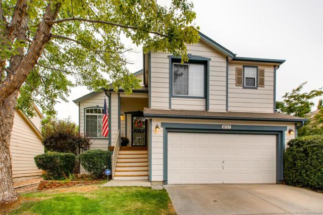8717 Greengrass Way, Parker, CO 80134 (#9410887) :: The Dixon Group