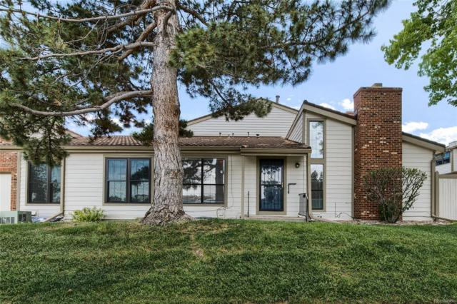 7900 W Layton Avenue #801, Littleton, CO 80123 (#9411057) :: The HomeSmiths Team - Keller Williams