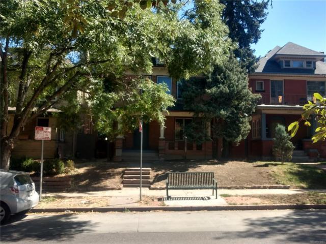 1306 Josephine Street, Denver, CO 80206 (#9411083) :: Wisdom Real Estate