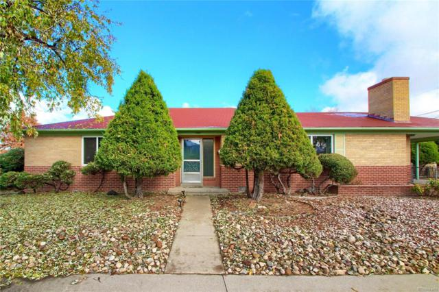 6303 E Dakota Avenue, Denver, CO 80224 (#9411280) :: The DeGrood Team