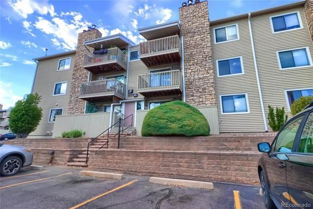 381 S Ames Street F202, Lakewood, CO 80226 (#9411619) :: Compass Colorado Realty