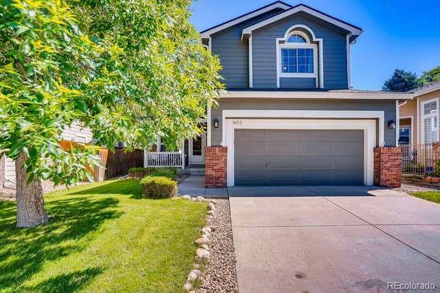 1453 Spotted Owl Way, Highlands Ranch, CO 80129 (#9412262) :: The DeGrood Team