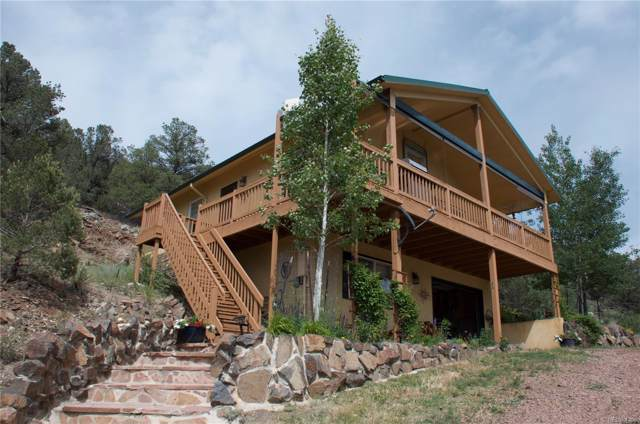 375 Talbert Gulch, Cotopaxi, CO 81223 (MLS #9412377) :: 8z Real Estate