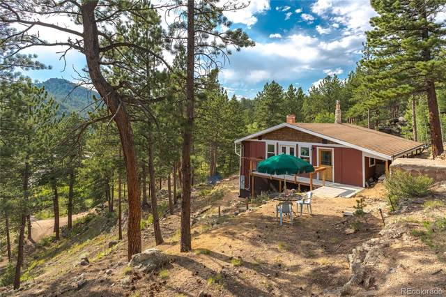 3497 Coal Creek Canyon Dr  #18, Pinecliffe, CO 80471 (#9412451) :: The DeGrood Team