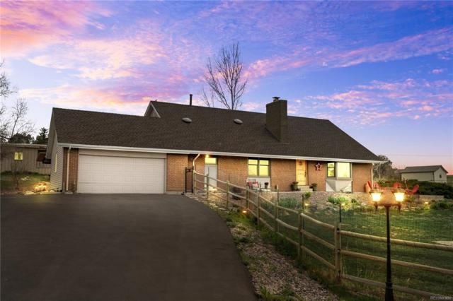 17550 E Hinsdale Avenue, Foxfield, CO 80016 (#9412587) :: The Tamborra Team