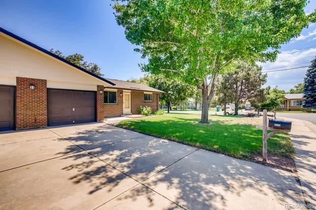 4710 Nelson Street, Wheat Ridge, CO 80033 (#9412866) :: Finch & Gable Real Estate Co.
