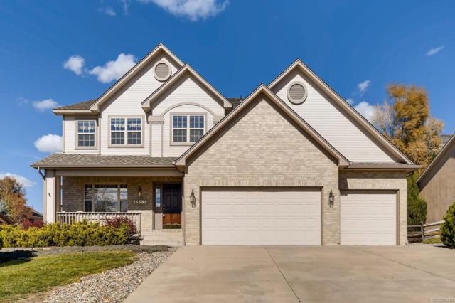 15545 Curwood Drive, Colorado Springs, CO 80921 (#9412970) :: Colorado Home Finder Realty