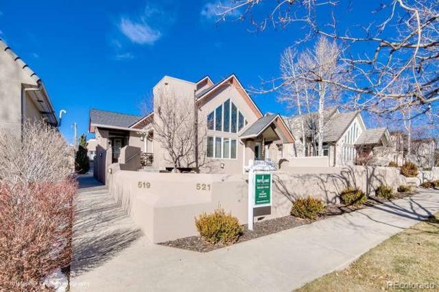 519 Madison Street, Denver, CO 80206 (#9413353) :: Bring Home Denver