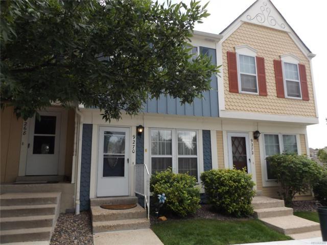 9270 W Ontario Drive, Littleton, CO 80128 (MLS #9413496) :: 8z Real Estate