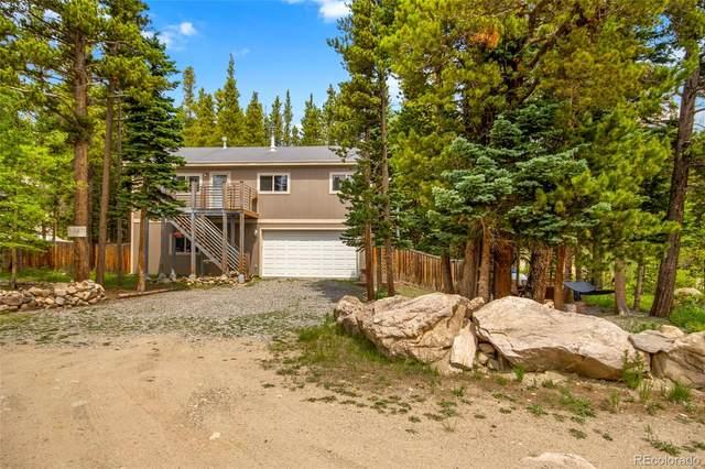 11 Elk Court, Idaho Springs, CO 80452 (MLS #9413892) :: Bliss Realty Group