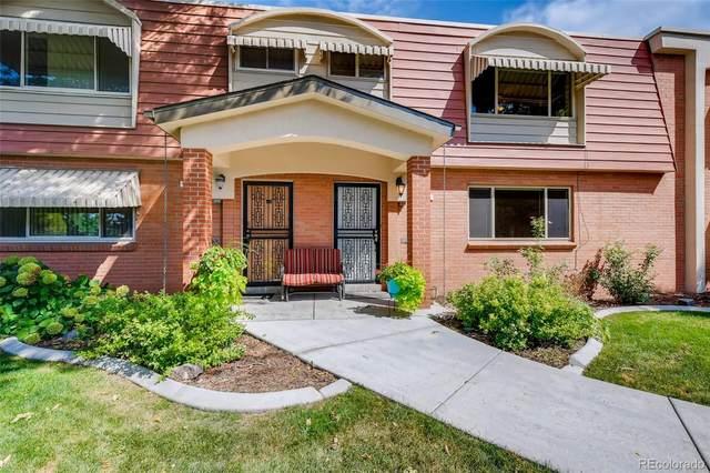 9211 E Center Avenue, Denver, CO 80247 (#9414040) :: Own-Sweethome Team