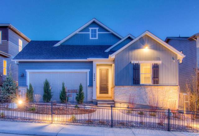 5020 Coulee Trail, Castle Rock, CO 80108 (#9414979) :: The HomeSmiths Team - Keller Williams