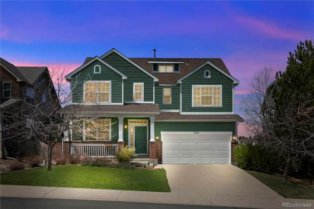 3541 Desert Ridge Circle, Castle Rock, CO 80108 (#9415137) :: The Harling Team @ HomeSmart