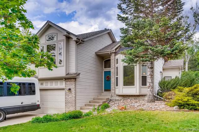 1604 Pinyon Drive, Castle Rock, CO 80104 (#9415153) :: The HomeSmiths Team - Keller Williams