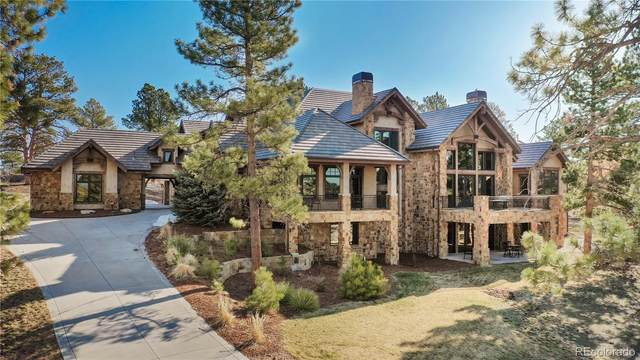 7959 Forest Keep Circle, Parker, CO 80134 (#9415301) :: Finch & Gable Real Estate Co.