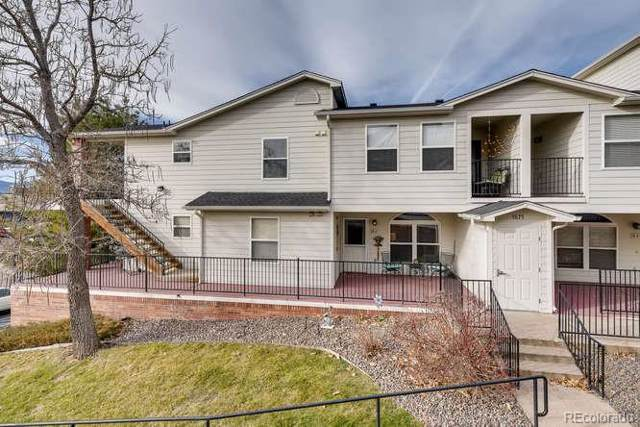 1675 S Cole Street B6, Lakewood, CO 80228 (MLS #9415304) :: 8z Real Estate