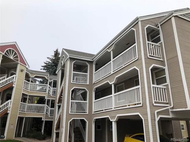 1263 S Gilbert Street B -201, Castle Rock, CO 80104 (#9415305) :: Kimberly Austin Properties
