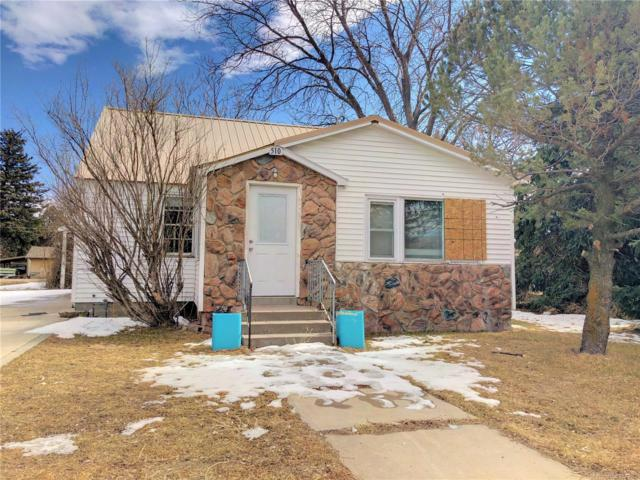 510 Ouray Avenue, Flagler, CO 80815 (#9415402) :: The Heyl Group at Keller Williams