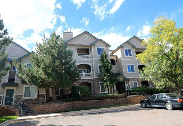 8374 S Holland Way #203, Littleton, CO 80128 (#9415691) :: The Heyl Group at Keller Williams