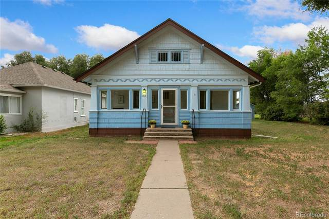 212 2nd Street, Ault, CO 80610 (#9415748) :: Bring Home Denver with Keller Williams Downtown Realty LLC