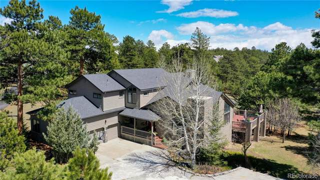 1580 Blakcomb Court, Evergreen, CO 80439 (#9416081) :: HomeSmart