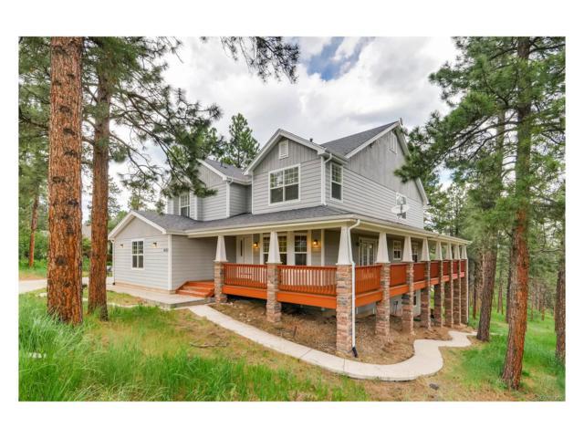 4133 Cheyenne Drive, Larkspur, CO 80118 (MLS #9416314) :: 8z Real Estate